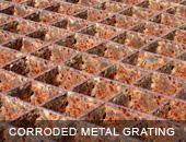 corrosion chemical resistant grating