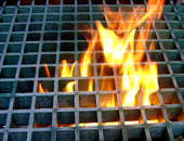 fire resistant grating