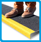 Anti-Slip Stair Treads - Stair Tread Covers - Safe Tread
