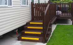 Photo Gallery - Anti-Slip Stair Nosing