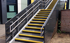 Anti-Slip Solutions for Schools, Colleges and Universities.