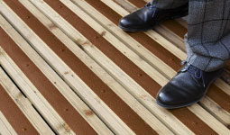 Non-Slip Decking Strips / Step Strips PDF brochure.