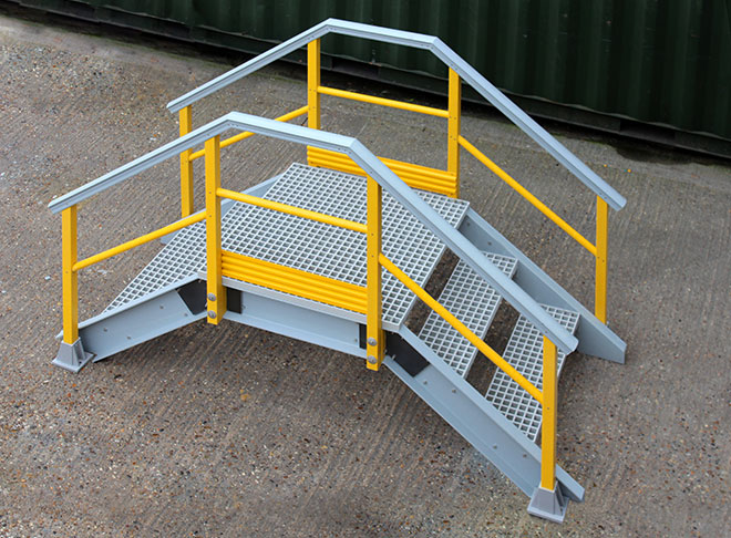 Comply with all relevant standards and provide a safe, maintenance-free alternative to metal or wooden structures.